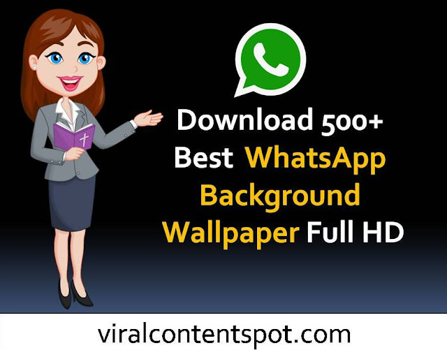 Download WhatsApp Background Wallpaper
