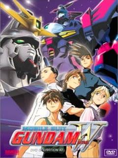 Assistir Mobile Suit Gundam Wing Online