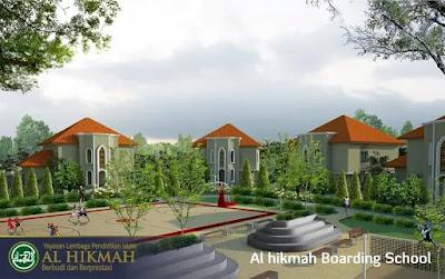 Al Hikmah Boarding School Batu (SMP-SMA), Pilihan Islamic Boarding School di Kota Batu Jawa Timur