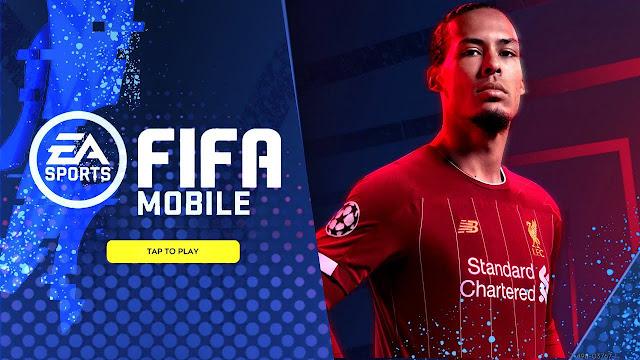 تحميل لعبة FIFA Soccer اخر اصدار للاندرويد