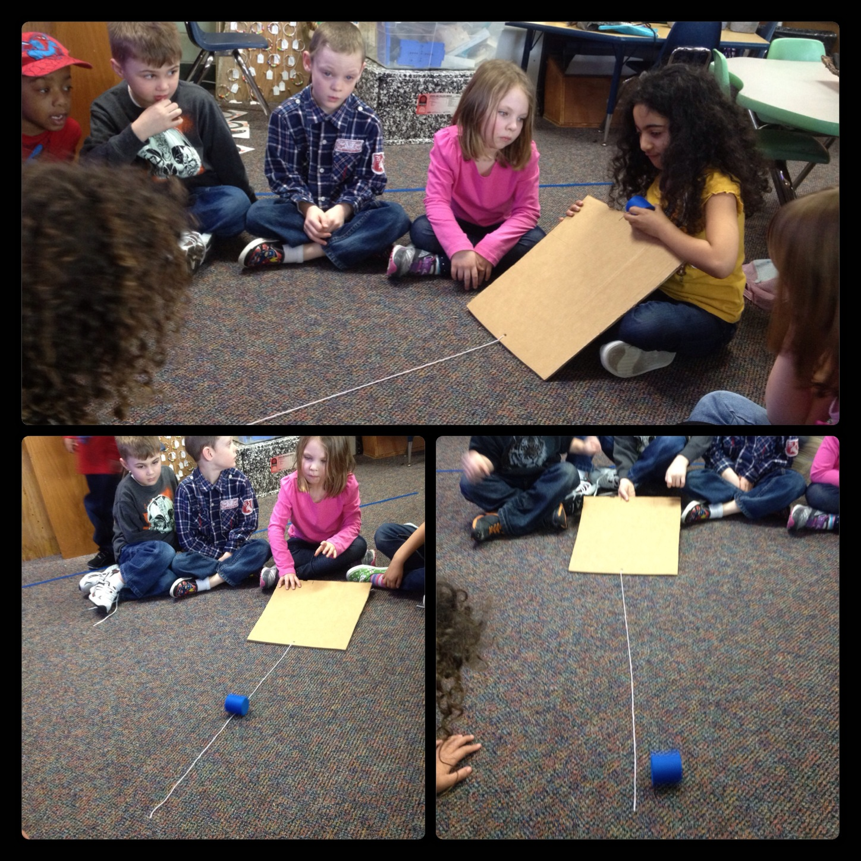 Inquiring Minds Mrs Myers Kindergarten Ramps Gravity