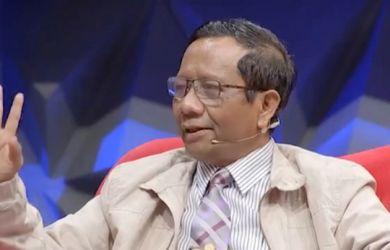Mahfud MD: Perlu Halal bi Halal Nasional untuk Rekonsiliasi