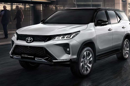 2021 Toyota Fortuner Review, Specs, Price
