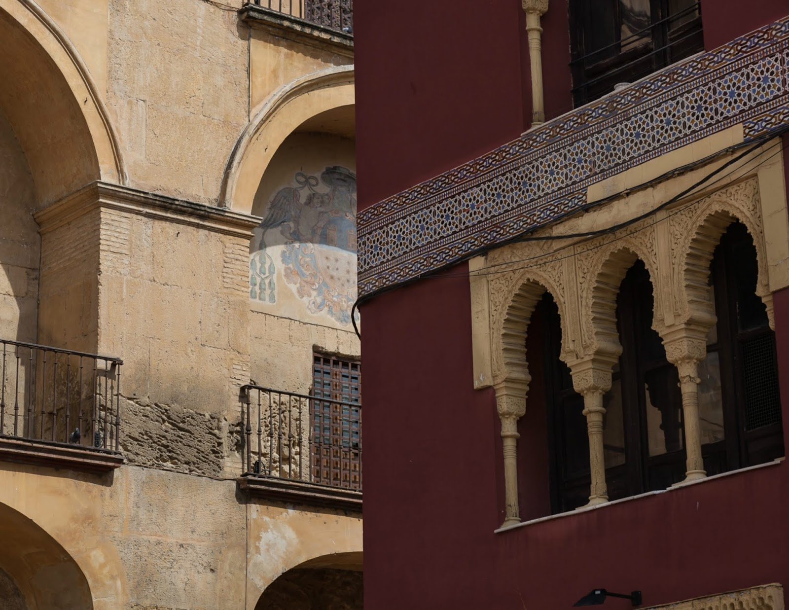 buildings of Cordoba