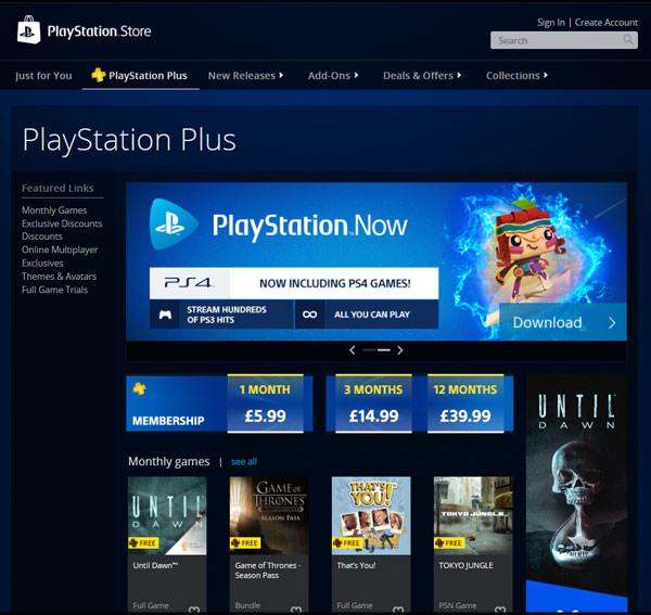 La subida de precio de PlayStation Plus podría tener relación con PlayStation Now