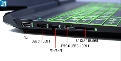 Review of Laptop HP Pavilion gaming 15 2020