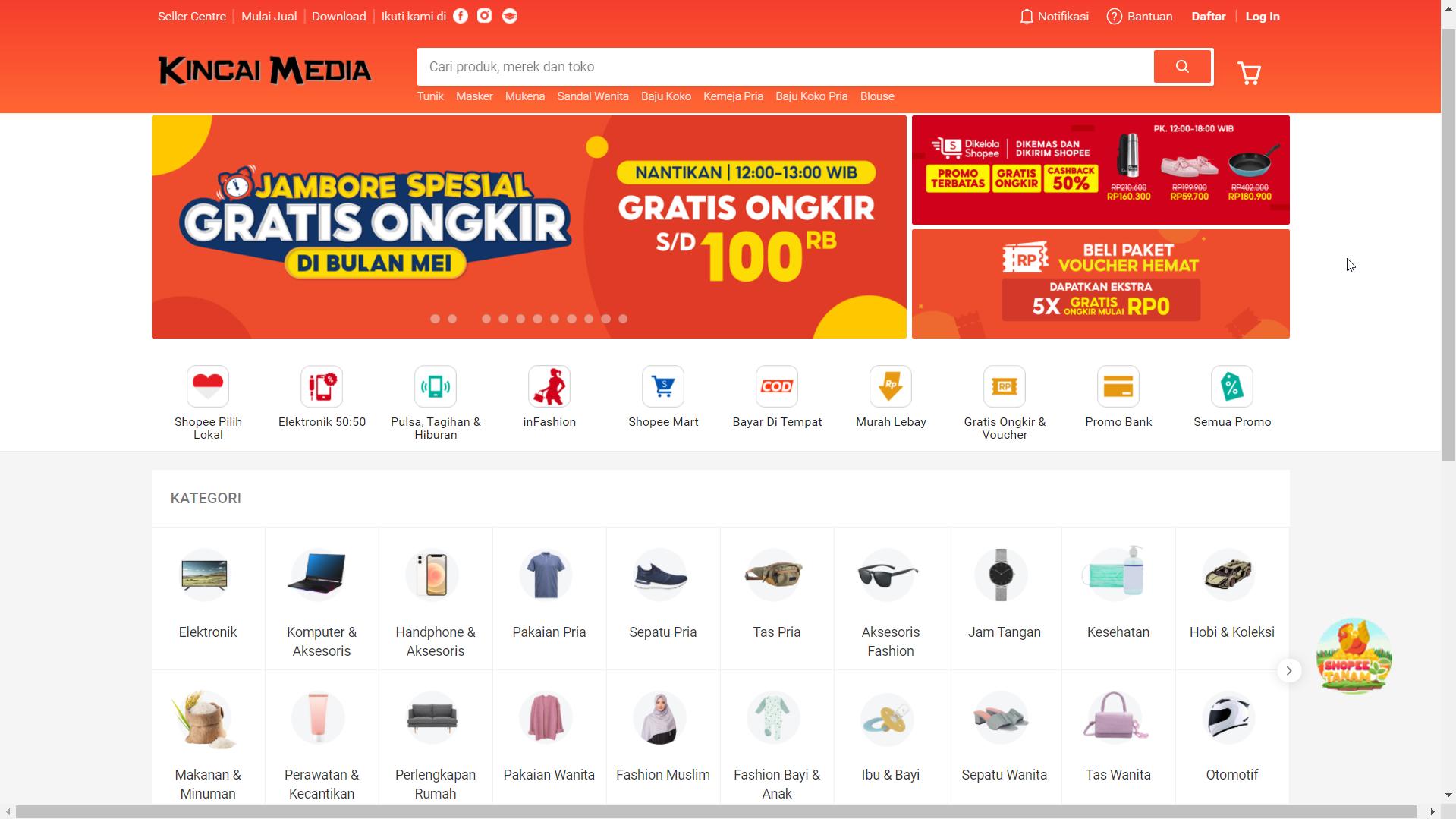 Script Website Marketplace PRO V2 Multi Penjual