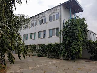Мелитополь. Монастырь Саввы Освященного. Администрация, библиотека