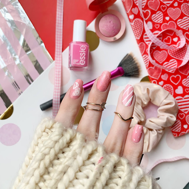 valentine's-nails-nail-art-pink-hoopla-ciate