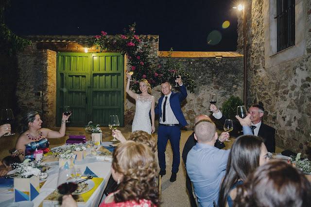la boda de marco y lina organizada por mangata eventos
