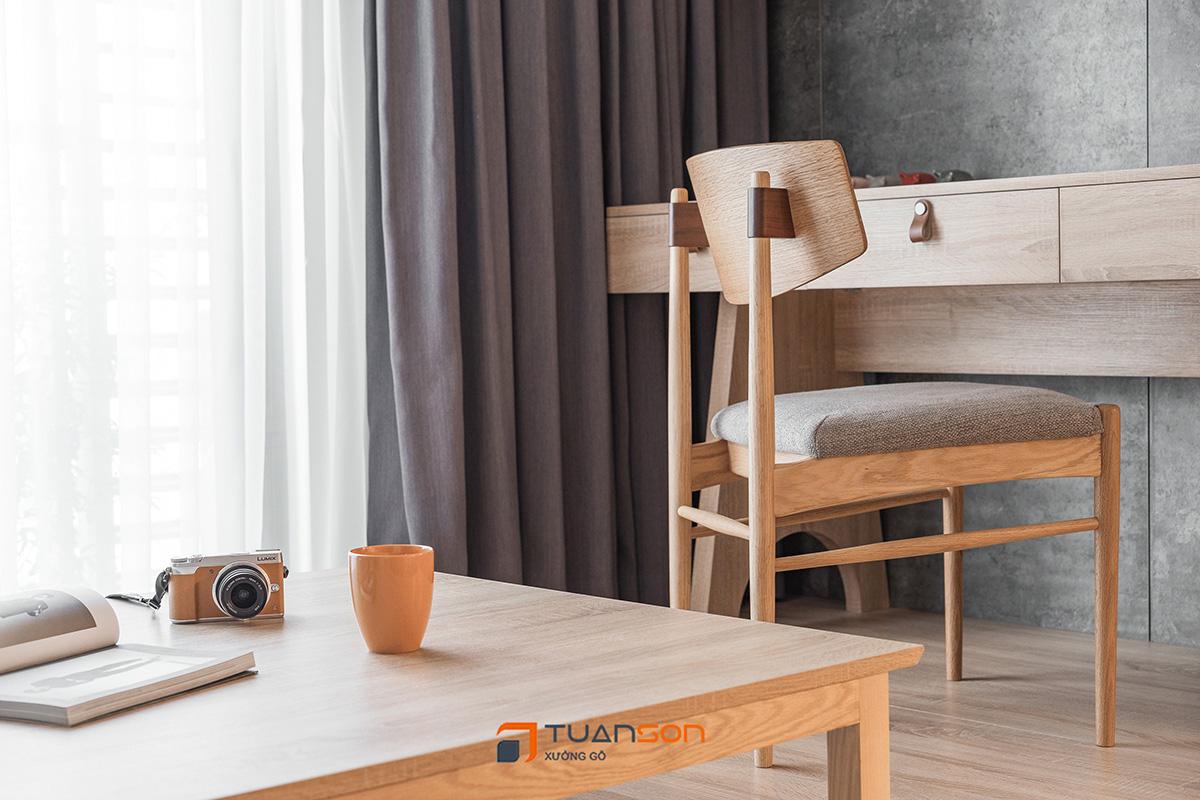 Nội thất căn hộ 2 phòng ngủ Aqua Bay - Ecopark