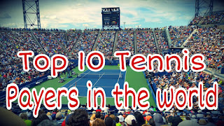 Top 10 tennis player 2021