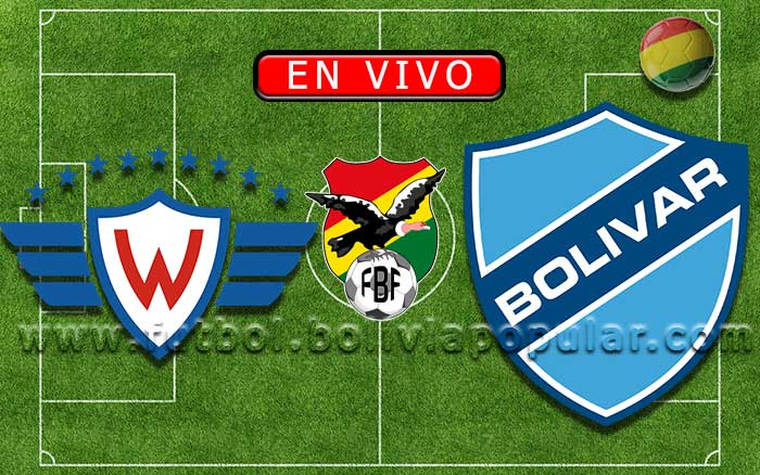 【En Vivo】Wilstermann vs. Bolívar - Torneo Clausura 2019