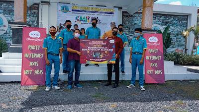 SMK TI Bali Global Badung AXIS XL AXIATA