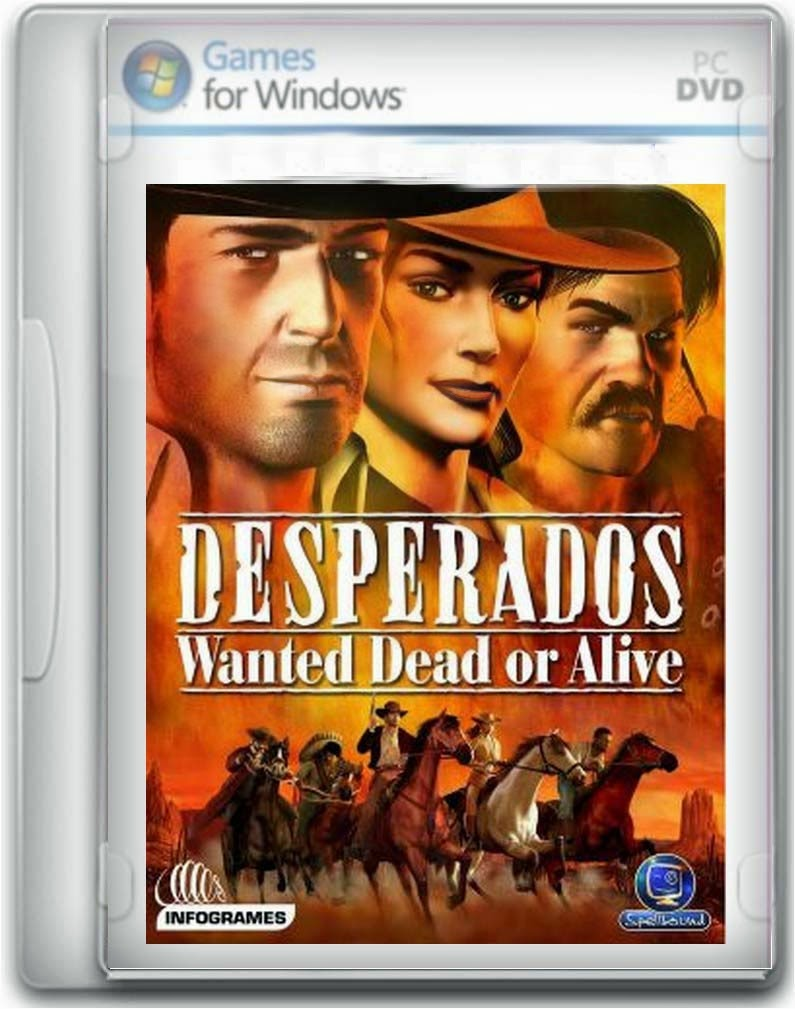 Free Graphic Games Desperados Wanted Dead Or Alive Game