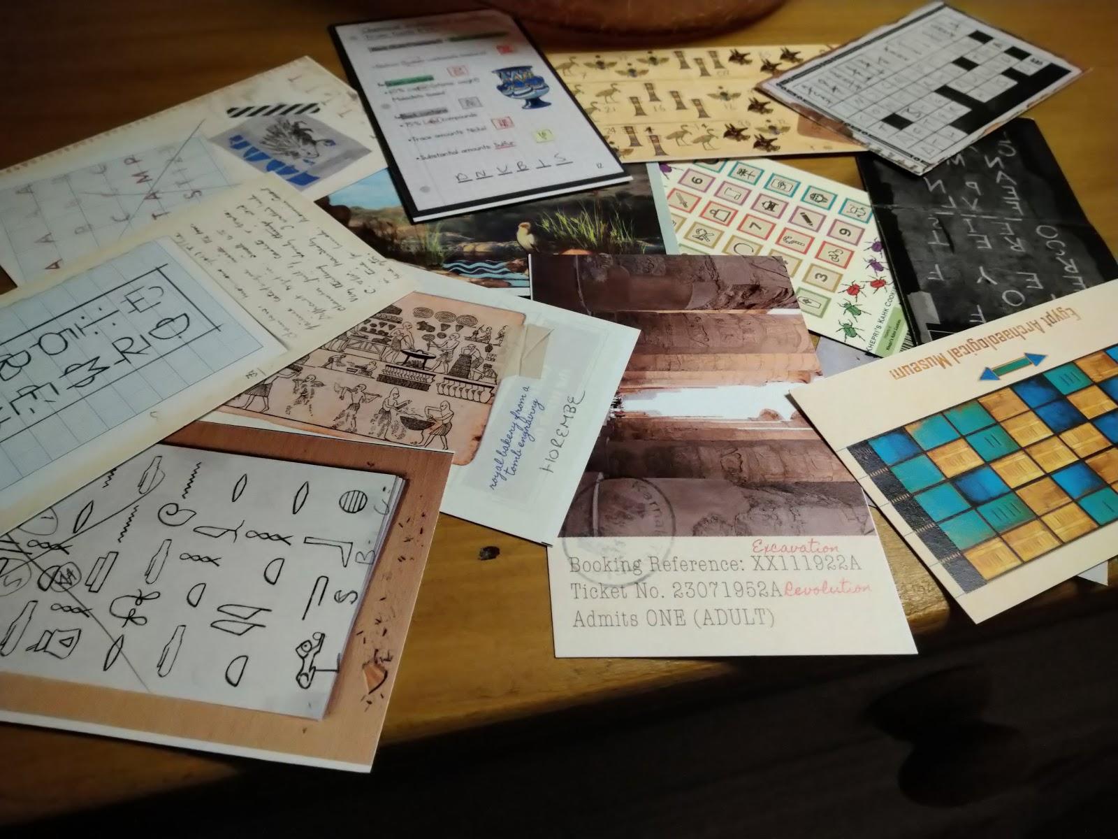 Crypt X Kickstarter Preview - Inside The Box Board Games - A