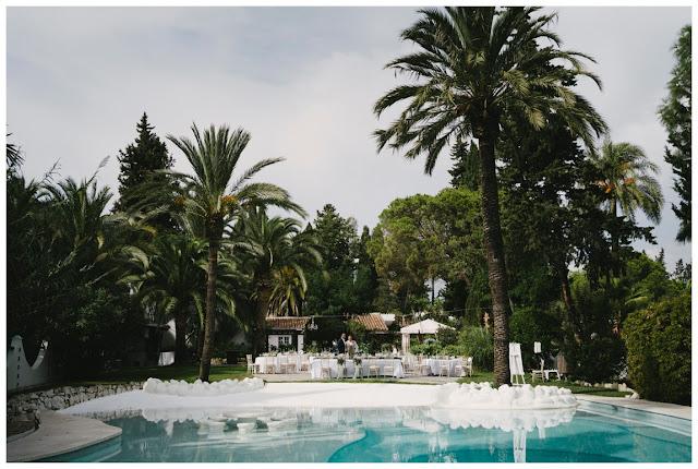 A Rustic Elegant Outdoor Wedding Wedding Venues in Spain