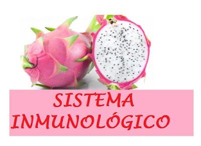 pitahaya sistema inmunologico