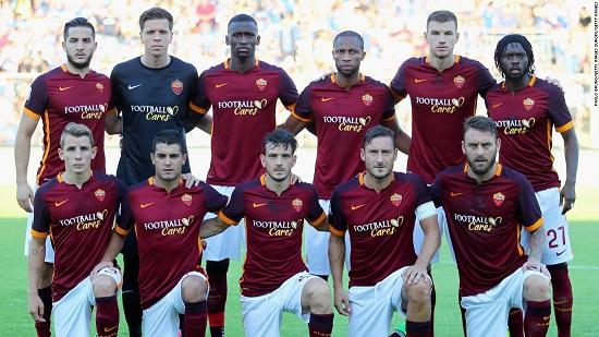 Dấu hỏi tham vọng AS Roma trong mùa giải mới.