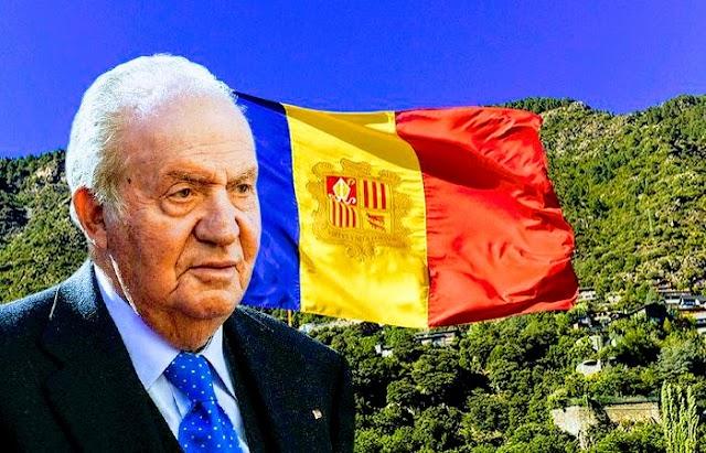 Cuenta con hasta 10 millones de euros vinculada en Andorra con Juan Carlos I se ocultó tras una sociedad panameña