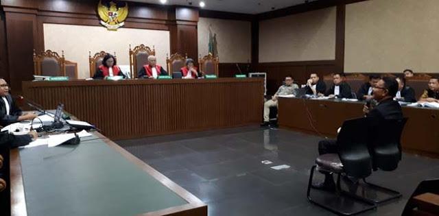 Putra Megawati Soekarnoputri Disebut Jaksa Saat Sidang Kasus Suap Kuota Impor Bawang Putih