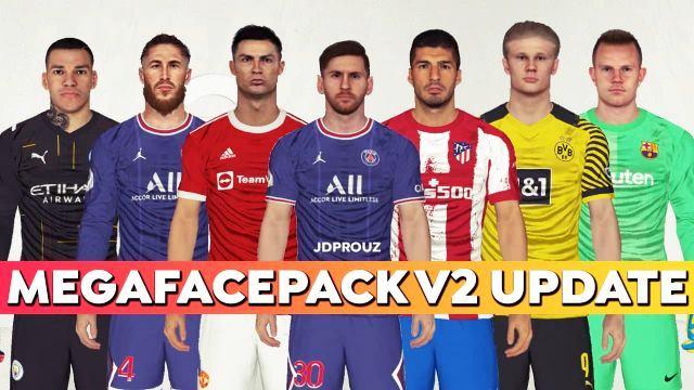 PES 2017 Mega Facepack Season 2022 V2