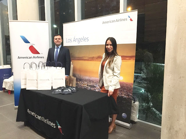 "American Airlines formó parte del proyecto ""EO Global Student Entrepreneur Ecuador"""
