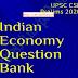UPSC CSE Prelims 2020 Economics Previous Year Question Bank PDF Book Download