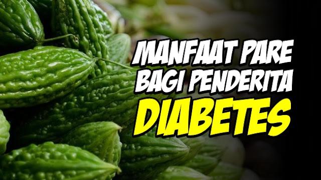 Banyak Yang Tak Tahu, Inilah Manfaat Pare Bagi Penderita Diabetes