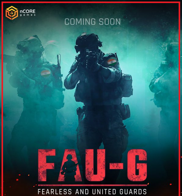 FAU G Game - Indian Alternative Of PUBG