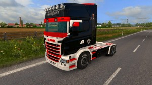 Mafia II skin for Scania RJL [LazyMods]