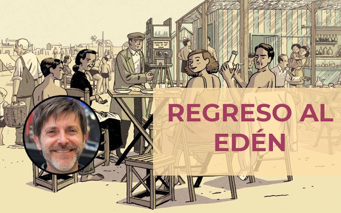 Cómic Reseña: 'Regreso al Edén' de Paco Roca   Editado por Astiberri