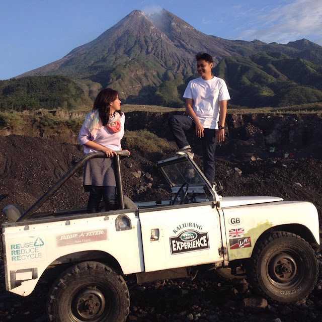 foto lava tour merapi