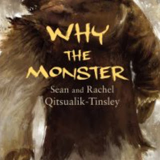 Why the Monster - a bookwrap