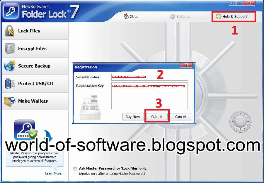 folder lock 7.7.5 crack download