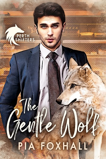 The Gentle Wolf by Pia Foxhall