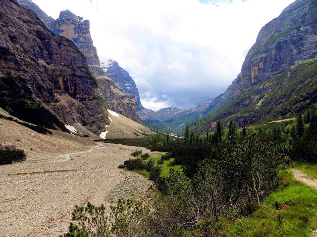 escursioni trekking cortina sentieri