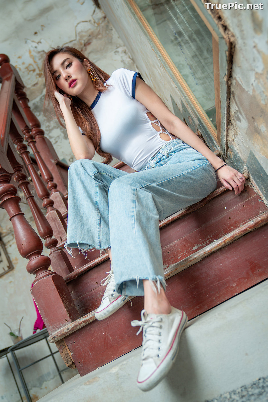 Image Thailand Model - Mynn Sriratampai (Mynn) - Beautiful Picture 2021 Collection - TruePic.net - Picture-47