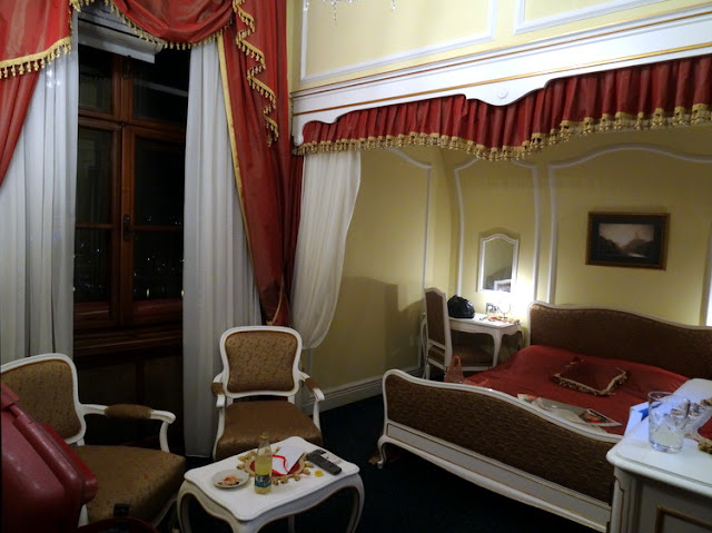 Novi Sad, Serbia: Staying at the Fortress ? Hotel Leopold I