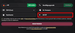Registrieren Sie sich bei <b>1xSlots</b> mit dem Code: BCVIP und erhalten Sie den Willkommenspaket bis zu €1500 + 150 Freispiele.