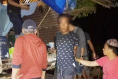 Polres Pinrang Amankan Pelaku Terduga Pembunuhan Mayat Perempuan Dalam Karung