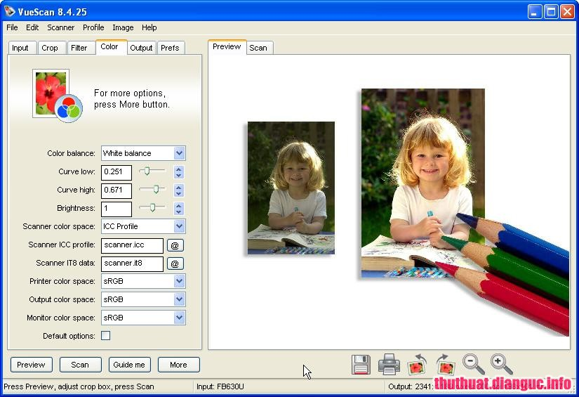 Download Vuescan Pro 9.6.20 Full Cr@ck – Phần mềm Scan ảnh chất lượng cao