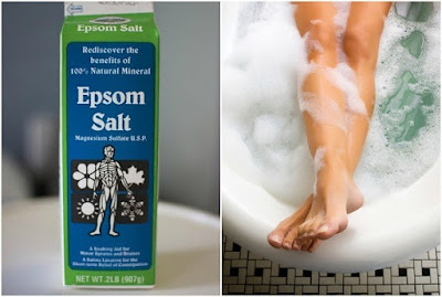 This Bath Pulls Toxins Out Of The Bod