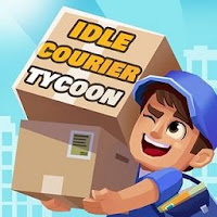 Idle Courier Tycoon – 3D Business Manager apk mod