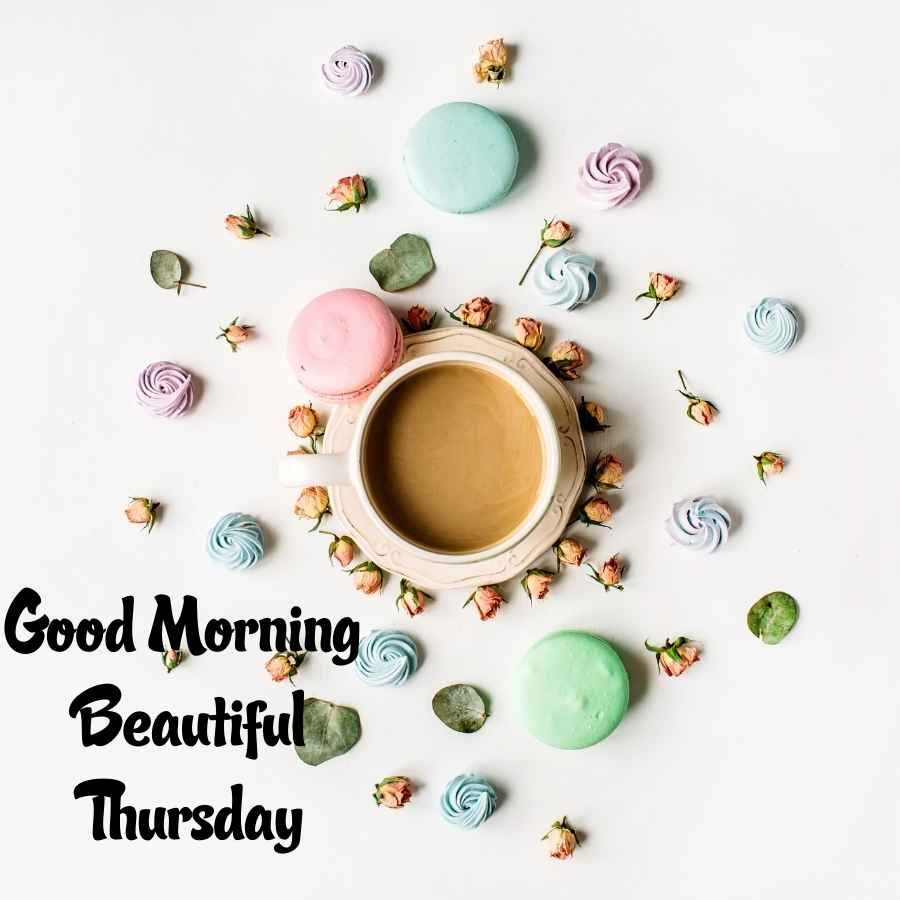 happy thursday good morning images