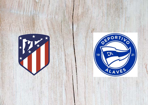Atletico Madrid vs Deportivo Alavés -Highlights 21 March 2021