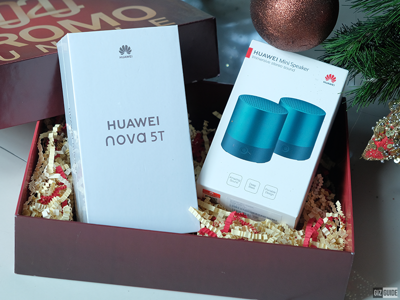 Christmas Giveaway: Brand new Huawei Nova 5T