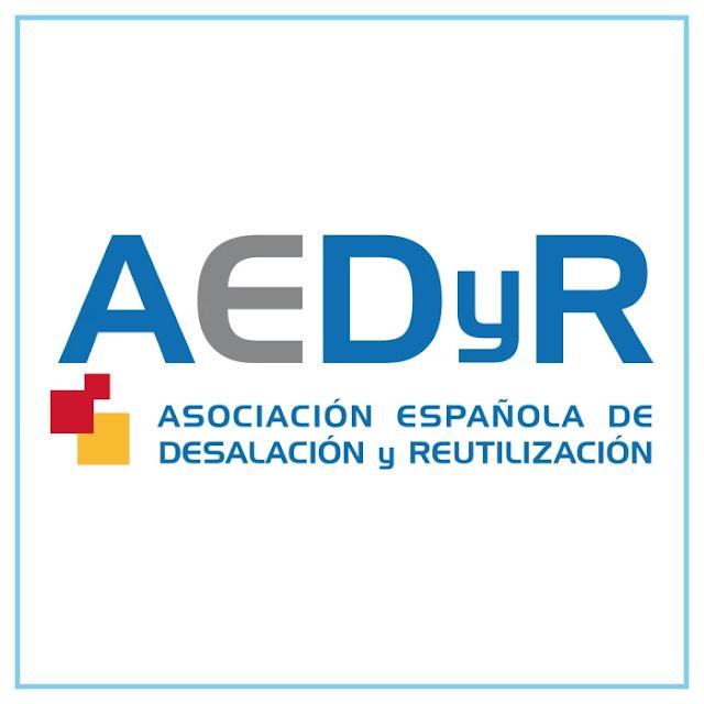 AEDyR (Asociación Española de Desalación y Reutilización) Logo - Free Download File Vector CDR AI EPS PDF PNG SVG