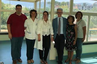 Continuano le visite presso le REMS del Lazio. Oggi a Ceccano insieme alla Casa della Salute