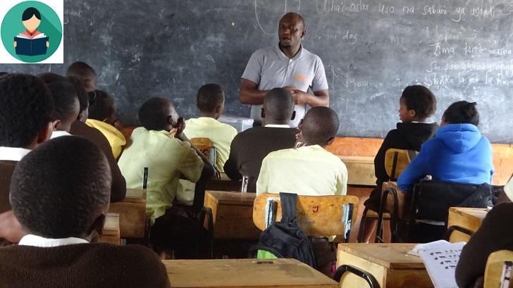 Qualifications for secondary school teacher in Kenya